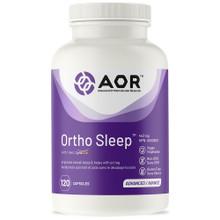 AOR Ortho-Sleep 443 mg 120 Veg Capsules | 624917044270