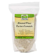 Now Real Food Raw Almond Flour 624 g | 733739860064