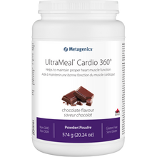 Metagenics UltraMeal Cardio 360 Powder Chocolate 574g | UMC360PRCCAN