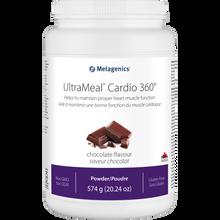 Metagenics UltraMeal Cardio 360 Powder Chocolate 574g | UMC360PRCCAN