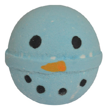 Naturally Vain Jack Frost Bath Bomb |
