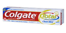 Colgate Total Clean Mint Toothpaste | 00058000006607