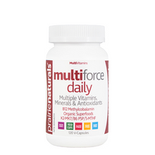 Prairie Naturals Multi-Force Daily Multiple Vitamins, Minerals & Antioxidants 120 Vcaps   067953004578