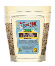 Bob's Red Mill Organic Old Fashioned Rolled Oats 907g | 039978359520