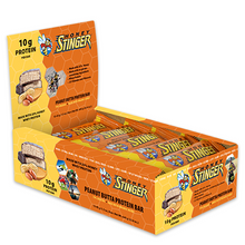 Honey Stinger Protein Bar Milk Chocolate Peanut Butta Pro | 810815020670