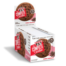 Lenny & Larry's The Complete Cookie Plant-Based Protein Cookie Double Chocolate 12 x 113 grams | 787692835577