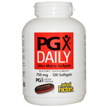 Natural Factors PGX Daily Ultra Matrix Softgels 750mg Softgels | 068958035567