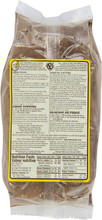 Bob's Red Mill Gluten Free Brownie Mix 595g Nutrition Facts