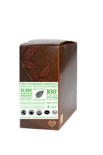 Giddy YoYo Hundo Mint 100% (Sugar free) Certified Organic Dark Chocolate Bars Case | 8382060001621