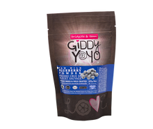 Giddy YoYo Wild Canadian Blueberry Powder  454 grams | 838206002289