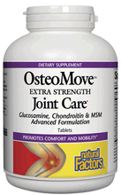 Natural Factors OsteoMove Extra Strength Joint Care Tablets |