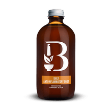 Botanica Daily Anti-Inflammatory Shot - Fermented Turmeric Elixir | 822078955507