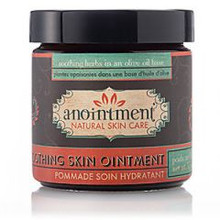 Anointment Natural Skin Care Soothing Skin Ointment 100g | 832168000222