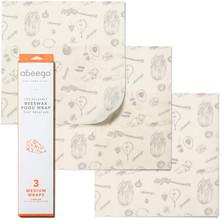 Abeego The Reusable Beeswax Food Wrap - Medium | 813692005027
