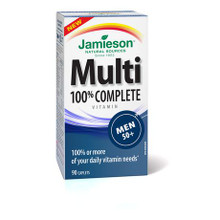 Jamieson Multi 100% Complete Mens 50+ 90 Caplets   064642078711