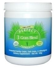 Perfect Supplements 3 Grass Blend Powder