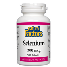 Natural Factors Selenium 200mcg 90 Tablets | 068958016719