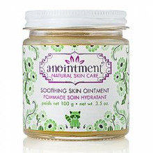 Anointment Natural Skin Care Baby Soothing Skin Ointment | 832168000123