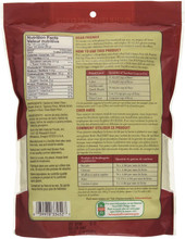 Bob's Red Mill Gluten Free All Purpose Baking Flour 624g | Nutrition Facts