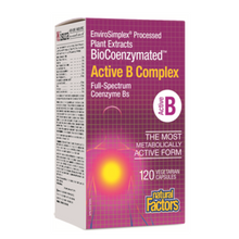 Natural Factors BioCoenzymated Active B Complex | 068958011332