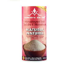 Lumiere de Sel Himalayan Salt Natural Fine Shaker 500 grams | 875405000029