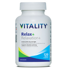 Vitality Relax+ 120 Tablets | 062044104090