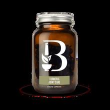 Botanica Turmeric Liquid Capsule | Glass bottle