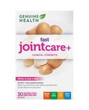 Genuine Health Fast Joint Care+ Clinical Strength 30 capsules | 624777005022