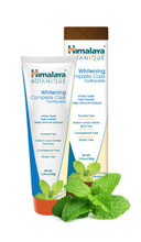 Himalaya Botanique Whitening Complete Care Toothpaste Peppermint 150g | 605069200295