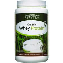 Progressive Organic Whey Protein Chocolate 640 g |  837229004171