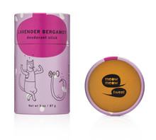 Meow Meow Tweet Deodorant Stick 87g | 799441998747 | 799441998761