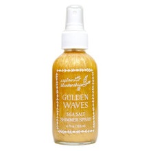 Captain Blankenship Golden Waves Sea Salt Shimmer Spray | 856142005036