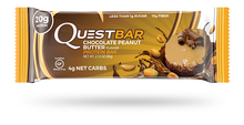 Quest Protein Bar Chocolate Peanut Butter | 888849002283