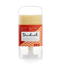 Duckish Natural Skin Care Lotion Stick Unscented 75 g  | 777155998130