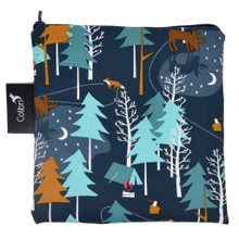 Colibri Reusable Snack Bag Camp Out - Large | 828306000650