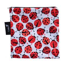 Colibri Reusable Snack Bag Lady Bugs | 855562000377