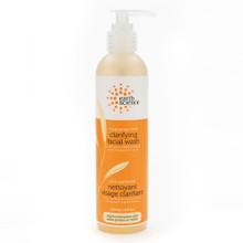 Earth Science Naturals Clarifying Facial Wash Fragrance Free 237 ml | 054986000608