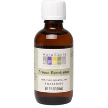 Aura Cacia Lemon Eucalyptus Essential Oil | 051381911805