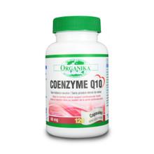Organika Coenzyme Q10 60mg | SKU : ORK-1159-001