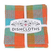Now Designs Check Dishcloths Set of 3 - Crush | 064180231852