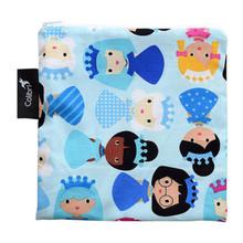 Colibri Reusable Snack Bag Ice Princesses | 855562000377