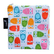 Colibri Reusable Snack Bag Girl Owls | 0855562000377