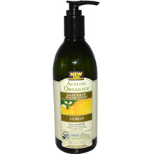 Avalon Organics Glycerin Liquid Hand Soap Lemon  355 ml | 654749354353