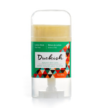 Duckish Natural Skin Care Lotion Stick Tea Tree 75 g | 777155998116