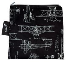 Colibri Reusable Snack Bag Aviator | 856200001336