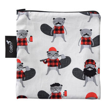 Colibri Reusable Snack Bag Beavers | 0856200003033