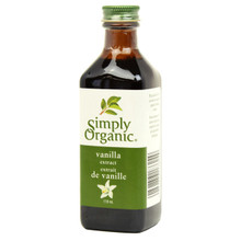 Simply Organic Vanilla Extract 118 ml | 089836186249