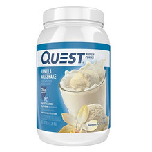 Quest Protein Powder Vanilla Milkshake | 888849000821