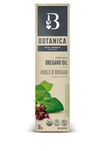 Botanica Organic Oregano Oil Extra Strength 1:1 30mL | 822078930115