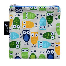 Colibri Reusable Snack Bag Owls | 855562000377